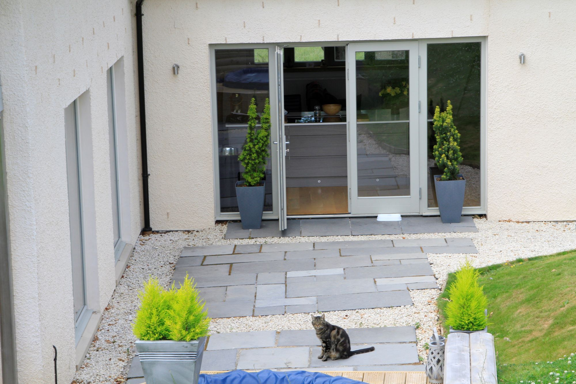 Single & French Timber Doors