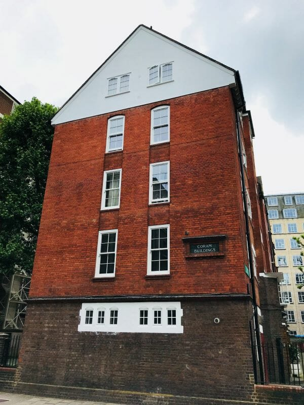 Herbrand Estate, London, Traditional Sash Easy Clean Windows, Traditioanl Timber Casement Windows