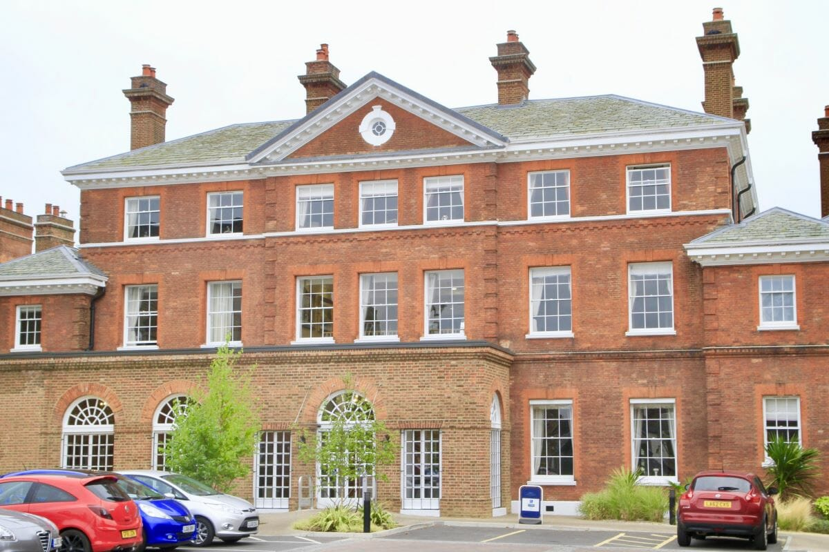 Home Of Compation, South London, UK, Traditional Sash Easy Clean Windows, Traditional Tilt & Turn windows